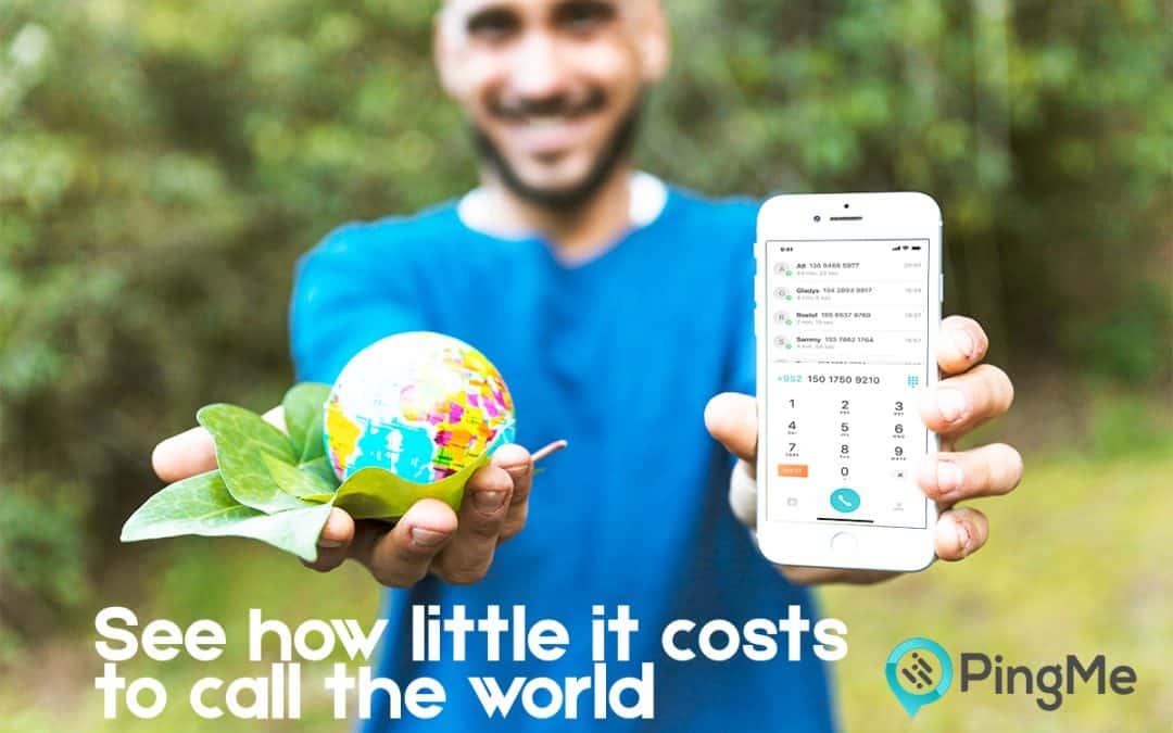 PingMe Ping the World!